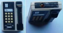 Antigo Isqueiro em formato de telefone
