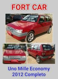 Uno Mille Economy Completo - 2012