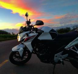 CB 500F 2015 14mil km - 2015