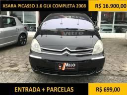 Xsara Picasso 1.6 GLX Completa 2008 - 2008