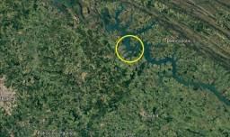 Excelente area para venda em Cássia - Delfinópolis - MG, com 28 hectares e mais de 1 km de