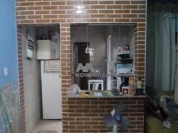 Casa de vila à venda com 3 dormitórios em Vila isabel, Rio de janeiro cod:NTCV30048