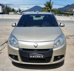 Sandero 1.6 2013 + GNV = Financiamos 60 X - 2013