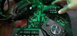 Headset Gamer Razer Tiamat 7.1