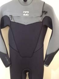 Wetsuit/Roupa de neoprene - Long John Billabong 302 Absolute Comp
