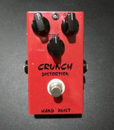 Pedal Crunch Distortion Custom Amps