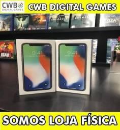 Iphone X 64 Gb - Novo Lacrado - 1 Ano Garantia Apple - Somos Loja Fisica