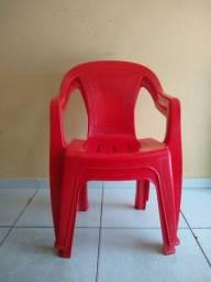 Cadeiras de Plástico Cortiana