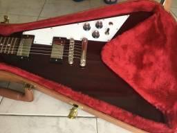 Guitarra NOVA Gibson Flying V SOMENTE VENDA