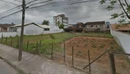 Locação terreno em joinville bairro iririu
