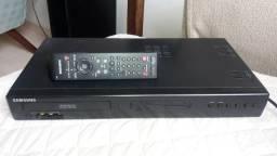 Aparelho gravador e reprodutor de DVD Samsung