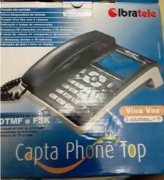 Telefone Ibratele novo na caixa. Campos dos Goytacazes/RJ