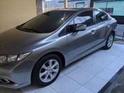 Civic EXS 2013 - Teto Solar - 2013
