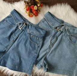 Short jeans mom 30 reais