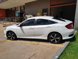 Vendo Honda Civic EXL 2017 Branco Perola - 2017
