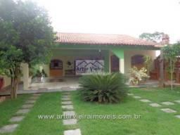 Casa para Venda em Iguaba Grande, Cidade Nova, 3 dormitórios, 1 suíte, 3 banheiros, 4 vaga