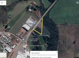 Terreno à venda em Santa maria ii, Passo fundo cod:11817