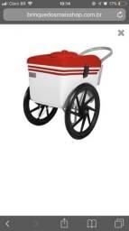 Compro carrinho de picolé