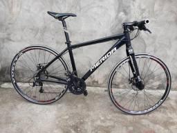Bike mtb merida matts 60 tamanho 18 aro 26 com aro 29 para pneus de trilha 844c1a22383