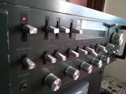 Pré amplificador Gradiente P1