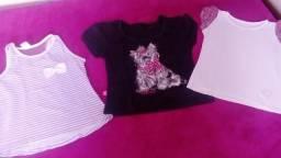Vendo lote roupa Menina