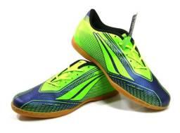 a246ff060f651 Chuteira Penalty speed 7 Futsal vrd amr tam  39 ao 42