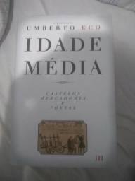 Livro: Idade Média: Castelos, mercadores e poetas.