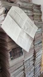 Jornal velho limpo 4.50