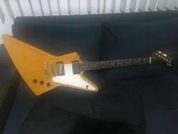Guitarra Epiphone Korina Explorer