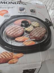 R$ 150,00 Venda de 2 churrasqueiras elétrica semi nova
