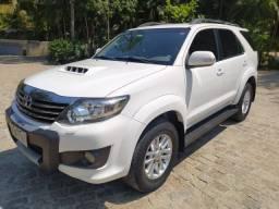 Hilux Sw4 Srv D4-D 4x4 3.0 Aut, 2012 Top de linha,carro de 2° dono,toda revisada!!