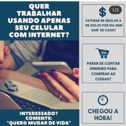 Vaga vendedor externo online