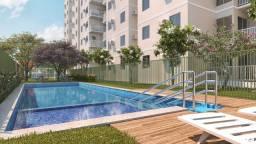JD More no Centro de Paulista, temos aptos com 2 quartos, piscina e lazer completo