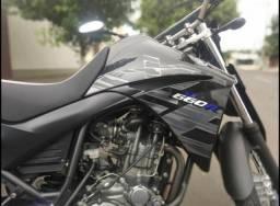 Yamaha XT 660 2015 (parcelo)