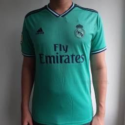 Camisa III Real Madrid 19/20
