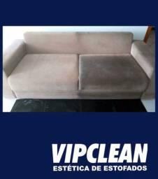 Limpeza e Impermeabilização de Estofados