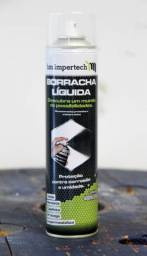 Borracha Liquida Impermeabilizante Spray 400ml Hm Rubber com nota fiscal