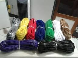 Espaguetes várias cores