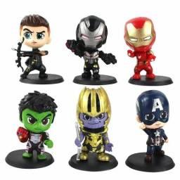 Miniaturas Os Vingadores