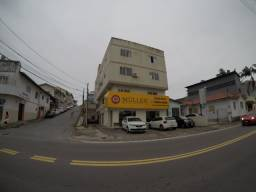 Apartamento 102 com 02 dormitórios na Rua Santos Saraiva, 2258 em Capoeiras