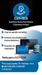 Assistência técnica em vários aparelhos eletrônicos