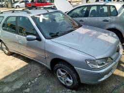 Peugeot 306 soleil motor 1.6 2000 Peças