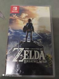 Zelda Breath Of wild Nintendo switch