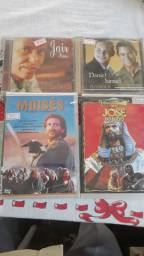 Vendo 200CDs é DVDS Novo Gospel
