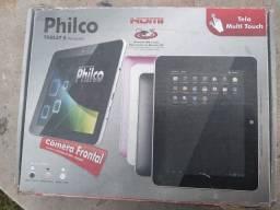 Tablet Philco 8A + Capinha teclado de brinde