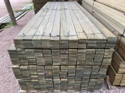 Deck de Pinus Autoclavado classificado 3m