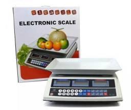 Balança Eletrônica Digital Alta Precisão 40 Quilos