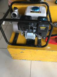 MotoBomba Gasolina 5.5HP 4T 2P TWP50SH TOYAMA