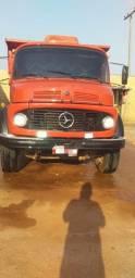 Caminhão Mercedes 2213 ano 1977