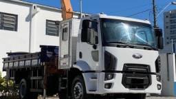 Ford Cargo 1319 (2012) munck 12.5 Argos e suplementar- carroceria